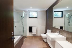 Bathroom Renovations and bathroom showrooms at Parramatta.