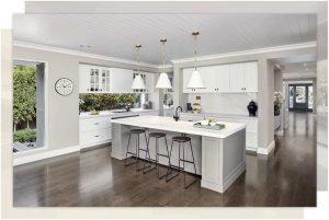 Kitchen designs in hornsby