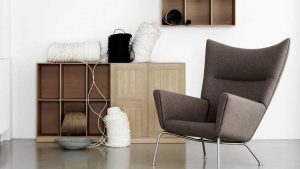 Where & How to Feature Your Hans Wegner Wing Chair